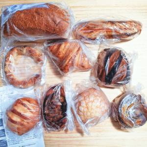【レポ】ミエルの通パン詰め合わせ: maison du miel / お買い得pickup!半額梅シートキティプロテイン無添加だしパックetc…