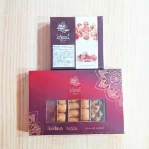 【レポ】アラブのパイ菓子を堪能するなら…♪