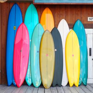 Josh Hall Surfboards入荷!