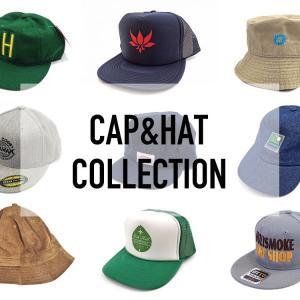 夏の必需品 CAP&HAT