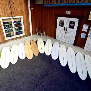 Liddle Surfboards 異色の2+1