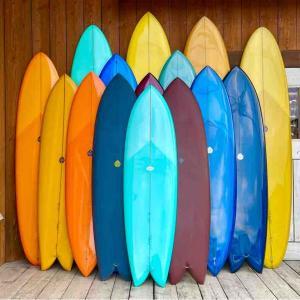 Josh Hall Surfboards