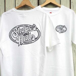 SHAPES AND HULLS Tシャツ入荷
