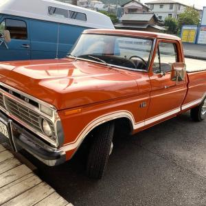 '73 FORD F-100
