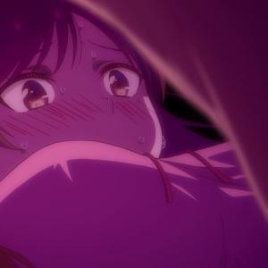アニメ『彼女、お借りします』1話で女の子のえっちシーンや密着スケベシーンなど!