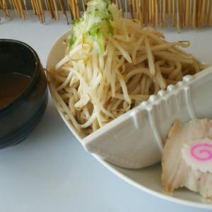 野菜盛りダムカレーつけ麺