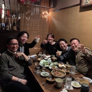 「九州人は日本酒を飲む時、焼酎の水割りをチェイサーに使うんでしょう!」by 北海道人