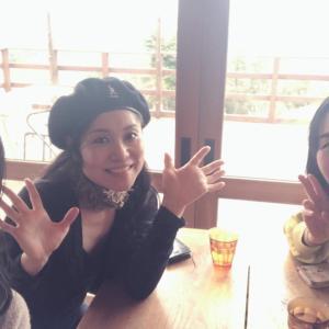 師匠、東川恵里子先生が多治見来訪する!