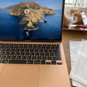 MacBook AIR へ移行とメルマガスタンド変更