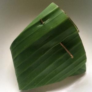 タイ人の、もち米の食べ方