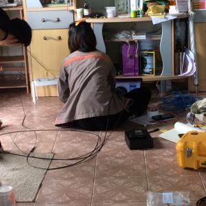 タイでインターネットプロバイダを乗り換える