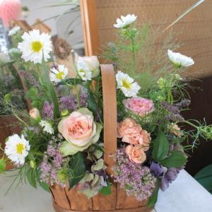 お誕生日に贈るお花