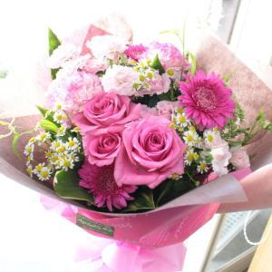 感謝をこめて花束を贈ります♪