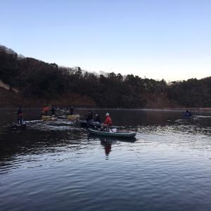 2019.12.29 三島湖カズカップ!