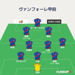栃木SC戦試合結果