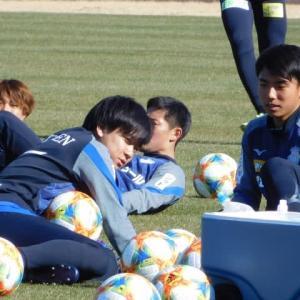 本日天皇杯2回戦福井ユナイテッド戦!