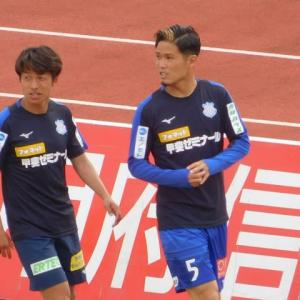 金井選手がFC琉球に完全移籍
