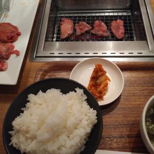 ひとり焼き肉