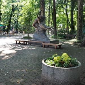 急に夏になった井の頭自然文化園 その1