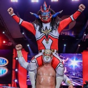 【Campeones de CMLL】Julio 2019/'19年7月末のCMLLの主要タイトル王者一覧