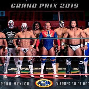 8月30日にグランプリ開催 メキシコ軍の8人発表