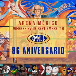 CMLL年間最大興行アニベルサリオは9月27日に開催決定