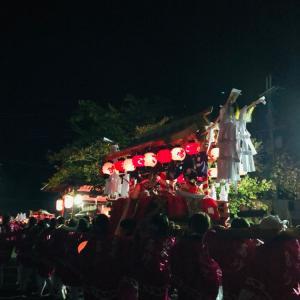 美しい町の美しい祭り