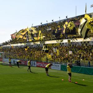 2019年3月2日 J2第2節 柏レイソル対FC町田ゼルビア 1-0