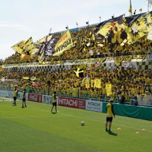 2019年4月28日 J2第11節 柏レイソル対横浜FC 0-0