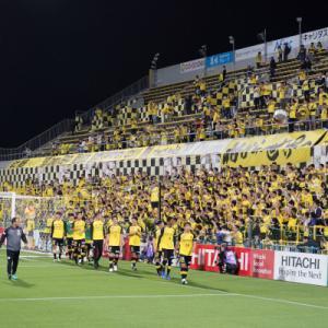 2019年5月22日 ルヴァンカップ GS Bグループ第6節 柏レイソル対ベガルタ仙台 1-1