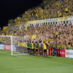2019年6月22日 J2第19節 柏レイソル対ジェフ千葉 2-0