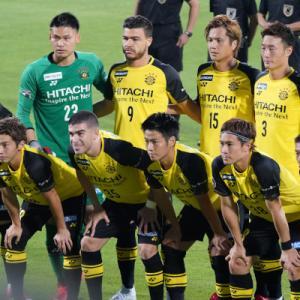 2019年7月3日 天皇杯2回戦 柏レイソル対いわてグルージャ盛岡 4-0