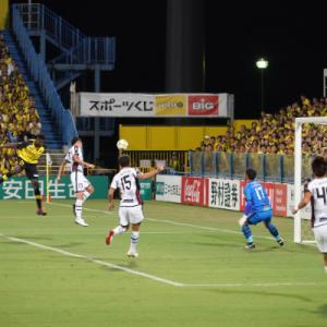 2019年8月10日 J2第27節 柏レイソル対レノファ山口FC 4-1