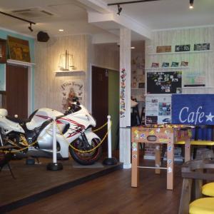京都Cafe Blue