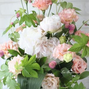お花が変わるだけで雰囲気も変わる☆ハランの器☆パリスタイル☆