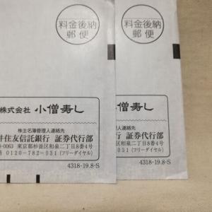 ★議決権行使お礼★浮世絵柄のQUOカード!
