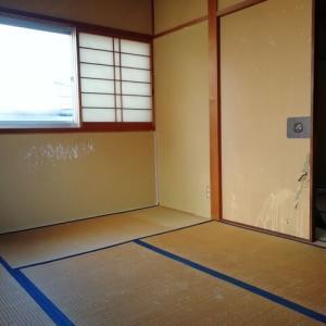 ★不動産★2階の和室も洋室に再生しました&焼肉WEST!