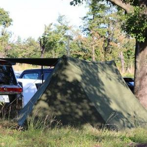 very goodcondition uspup tent