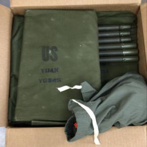 アメリカ軍幕 新品入荷 1セット