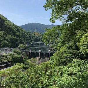 小仏峠から歩く高尾山