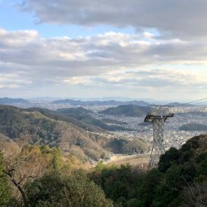 西の比叡山へ
