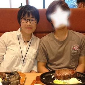 息子と夫、面倒見がいいとこが似てる。