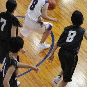 高校バスケ、久々の観戦(写真)