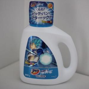 ドラゴンボール超コラボデザイン♡花王 アタック抗菌EXスーパークリアジェル