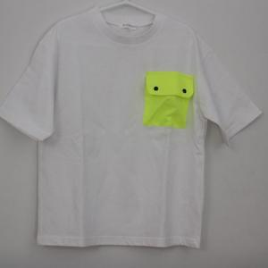 3can4on(サンカンシオン) ミリタリーポッケ付きTシャツ