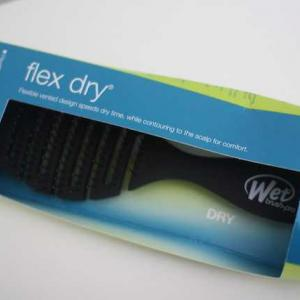 Wet Brush Pro フレックスドライ ヘアブラシ
