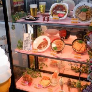 |M1462|広島空港搭乗口エリア『BLUE SKY広島空港店』で朝うどん。当店の肉うどんは麺はもちぷるんで牛肉は東京の2倍は入っていて、いや~レベルの高さにびっくりです!
