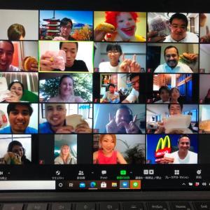 世界34ヵ国の人たちとZOOMで国際交流