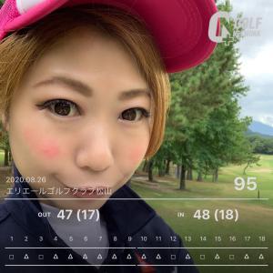 女子プロのトーナメントコース@エリエールゴルフクラブ