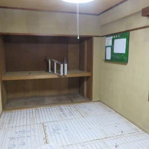 仙台市青葉区立町マンションの『管理事務所ブースリフォーム』の完成です。